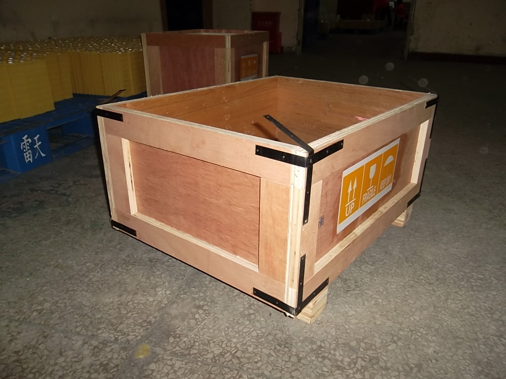 wood case of winston battery